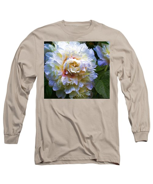 Peony Beauty Long Sleeve T-Shirt