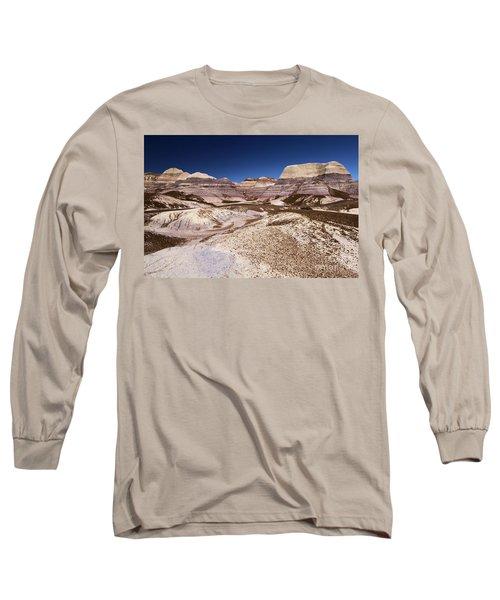 Petrified Forest Blue Mesa Long Sleeve T-Shirt