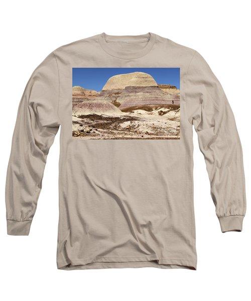 Petrified Forest Painted Desert Long Sleeve T-Shirt