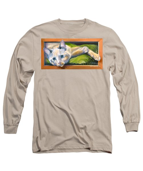 Picture Purrfect Long Sleeve T-Shirt