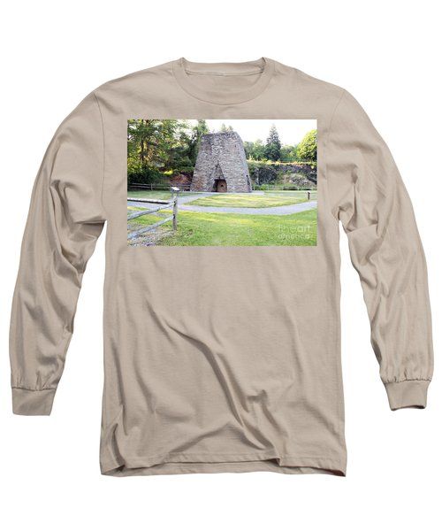 Long Sleeve T-Shirt featuring the photograph Pine Grove Furnace State Park by Tony Cooper