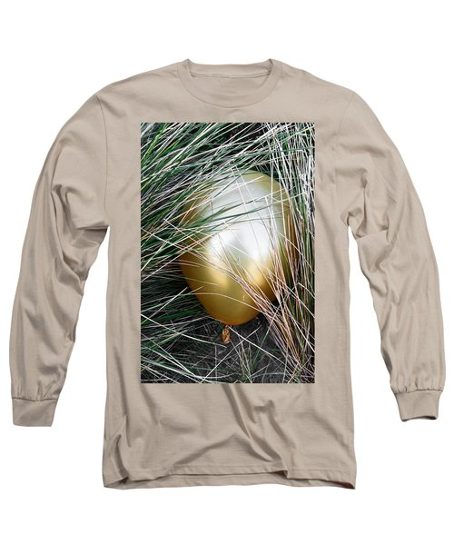 Long Sleeve T-Shirt featuring the photograph Playing Hide And Seek by Steve Taylor