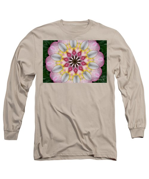 Plumeria 3 Long Sleeve T-Shirt