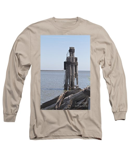Long Sleeve T-Shirt featuring the photograph Port Of Rochester by William Norton