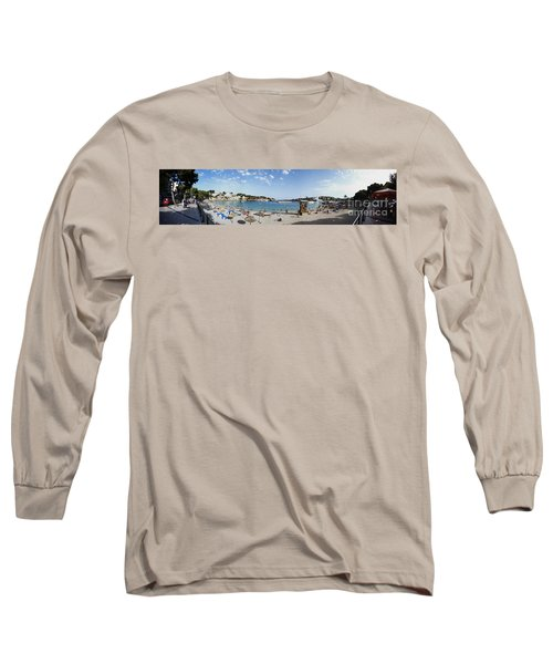 Porto Cristo Beach Long Sleeve T-Shirt