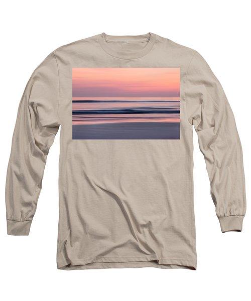 Predawn Surf I Long Sleeve T-Shirt