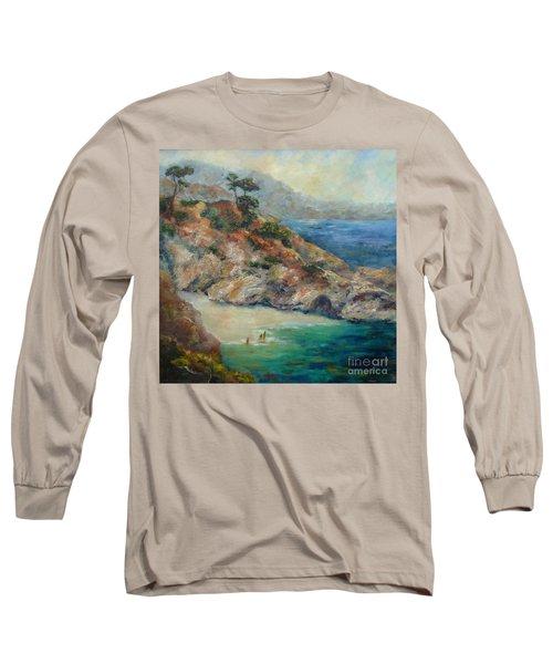 Pt Lobos View Long Sleeve T-Shirt