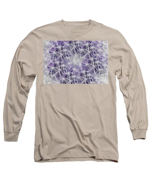 Purple Wishes Long Sleeve T-Shirt
