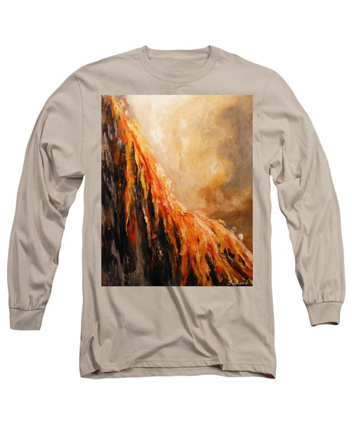 Quite Eruption Long Sleeve T-Shirt