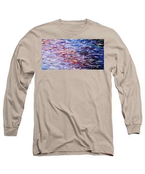 Reflections Long Sleeve T-Shirt by Kume Bryant