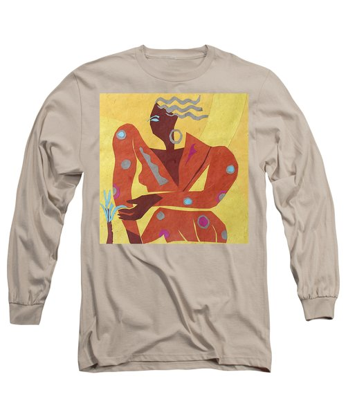 Dancer At Rest #2 Long Sleeve T-Shirt
