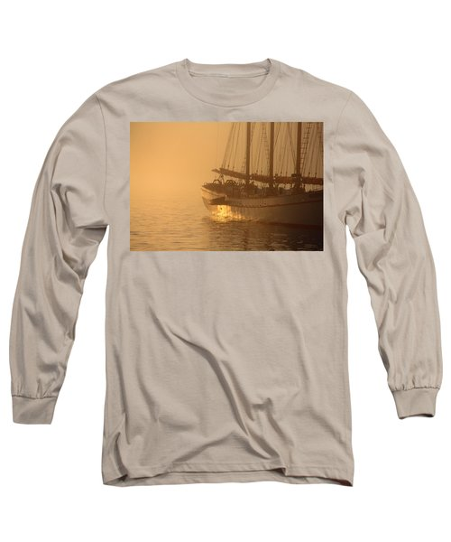 Resting In The Morning Sun Long Sleeve T-Shirt