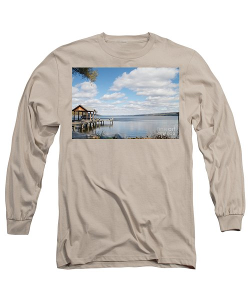 Resting Waters Long Sleeve T-Shirt