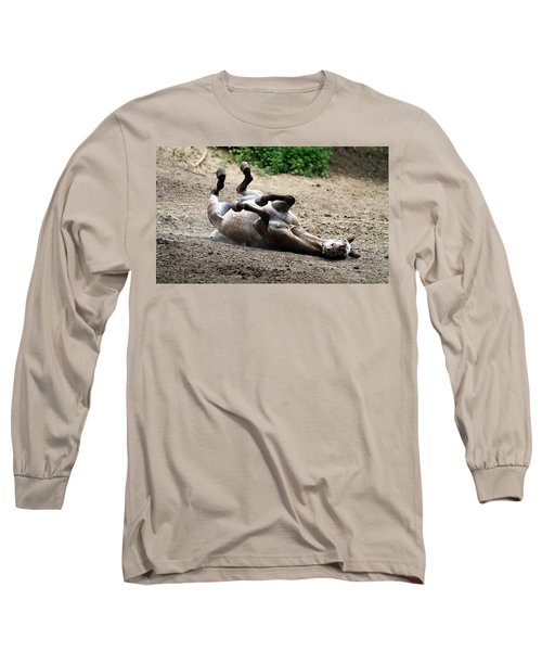 Rollin In The Dirt Long Sleeve T-Shirt