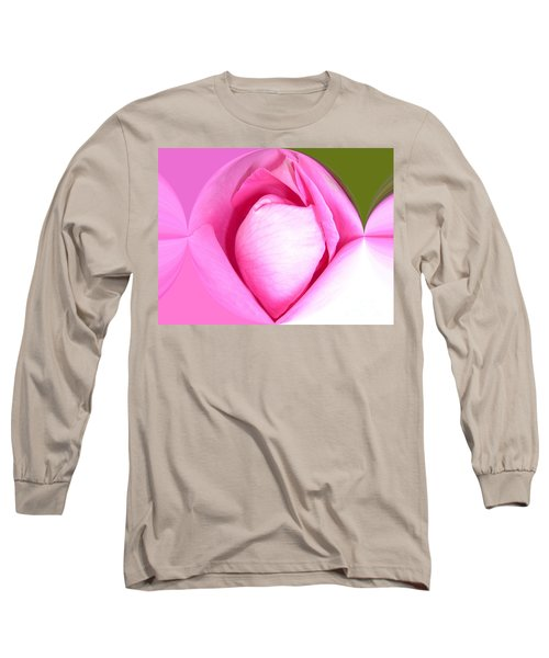 Rose1 Long Sleeve T-Shirt