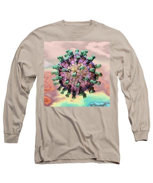 Rotavirus 2 Long Sleeve T-Shirt