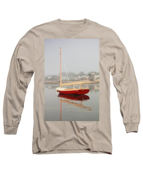 Ruby Red Catboat Long Sleeve T-Shirt