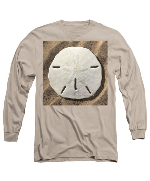 Sand Dollar Long Sleeve T-Shirt