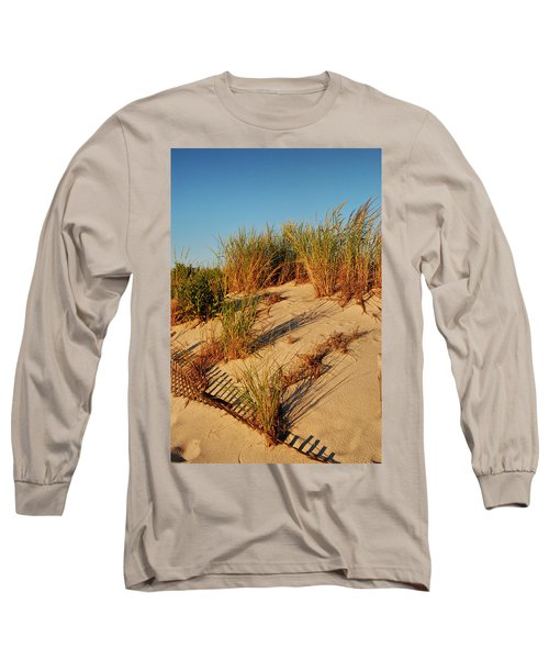 Sand Dune II - Jersey Shore Long Sleeve T-Shirt