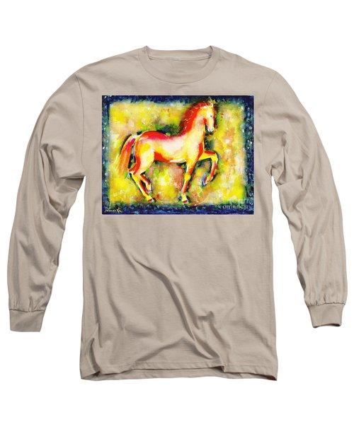 Scarlet Beauty Long Sleeve T-Shirt