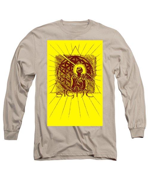 Sight Long Sleeve T-Shirt by Tony Koehl