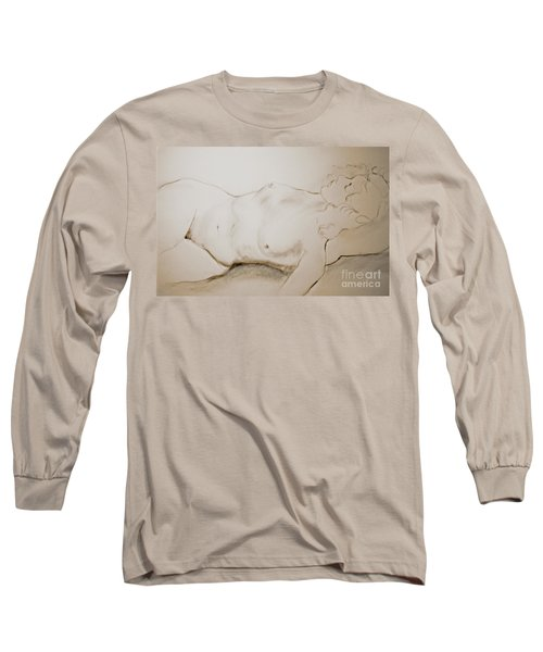 Sleep Long Sleeve T-Shirt
