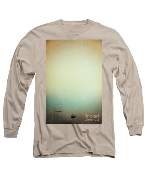 Solitary Ships Long Sleeve T-Shirt