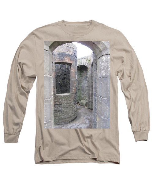 Stone Archwork Long Sleeve T-Shirt