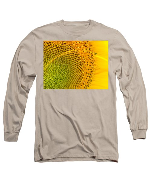 Sunflower Study 1 Long Sleeve T-Shirt