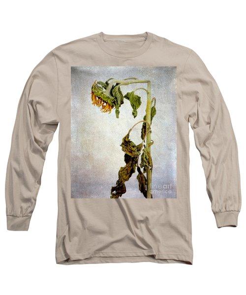 Sunflower Textured Long Sleeve T-Shirt