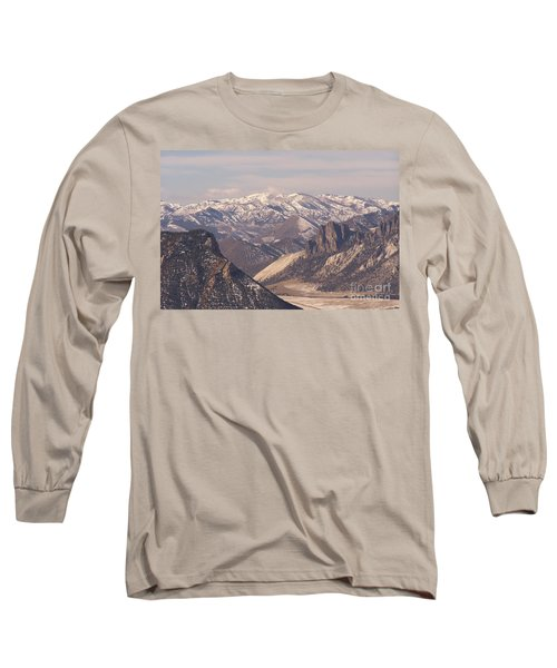 Sunlight Splendor Long Sleeve T-Shirt