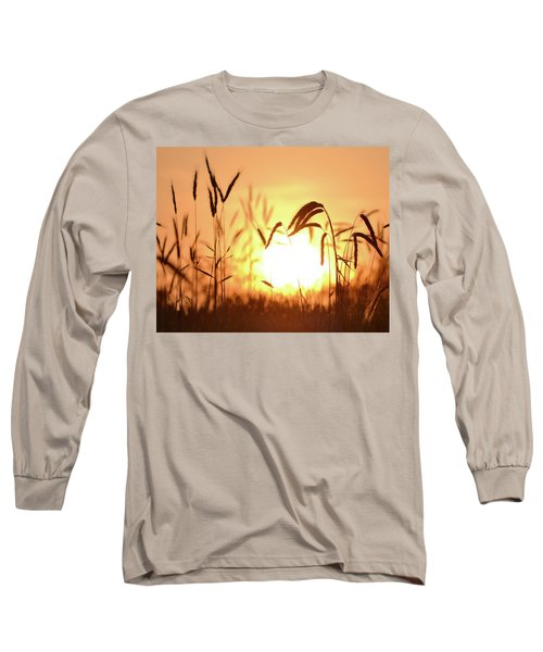 Sunset Rye IIi Long Sleeve T-Shirt