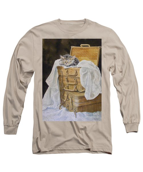 Sweet Dreams Sold  Long Sleeve T-Shirt