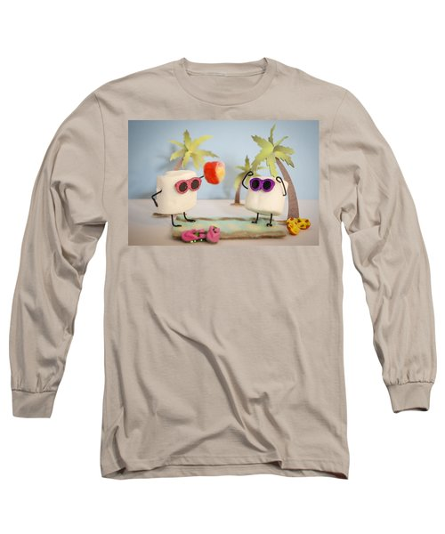Sweet Vacation Long Sleeve T-Shirt