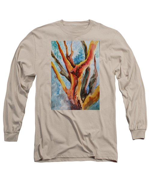 Symphony Of Branches Long Sleeve T-Shirt