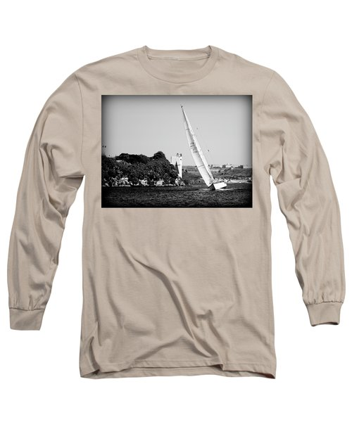 Long Sleeve T-Shirt featuring the photograph Tall Ship Race 1 by Pedro Cardona