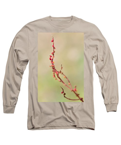 Tenderness In Japanese Style Long Sleeve T-Shirt