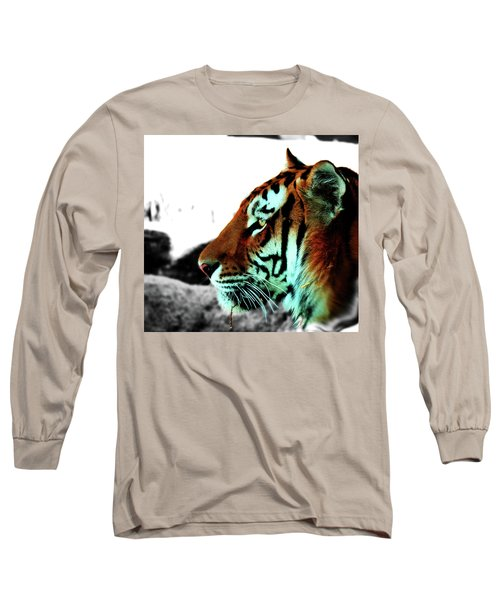 The Alpha Long Sleeve T-Shirt