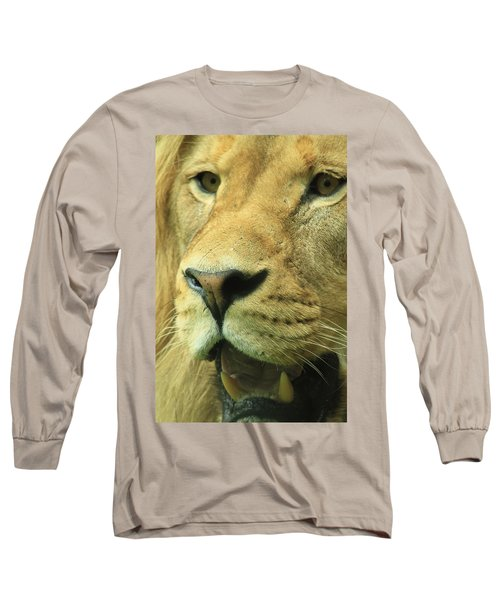 The Face Of God Long Sleeve T-Shirt