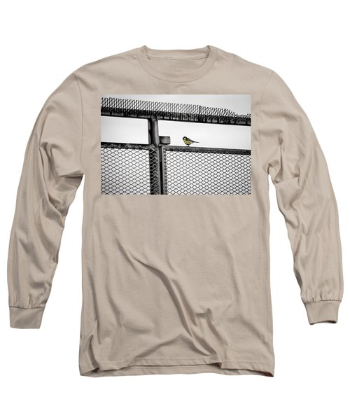 The Great Tit Long Sleeve T-Shirt