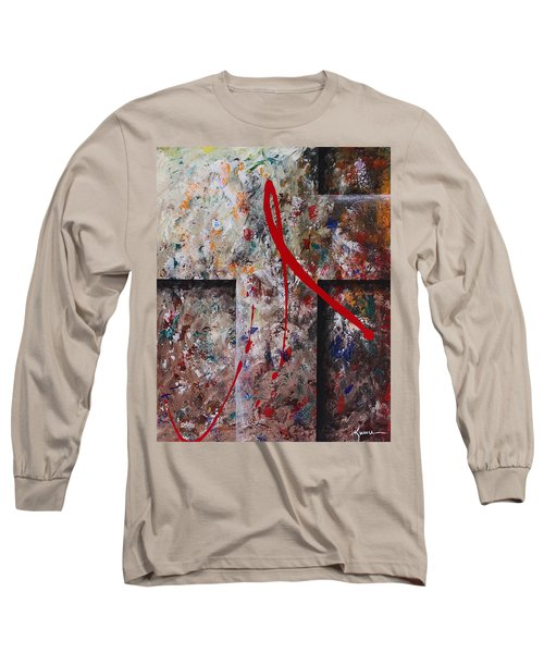 The Greatest Love Long Sleeve T-Shirt by Kume Bryant