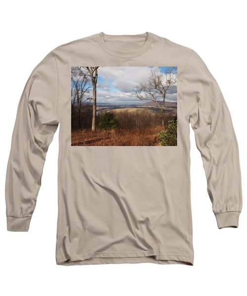 The Hills Have Eyes Long Sleeve T-Shirt by Robert Margetts