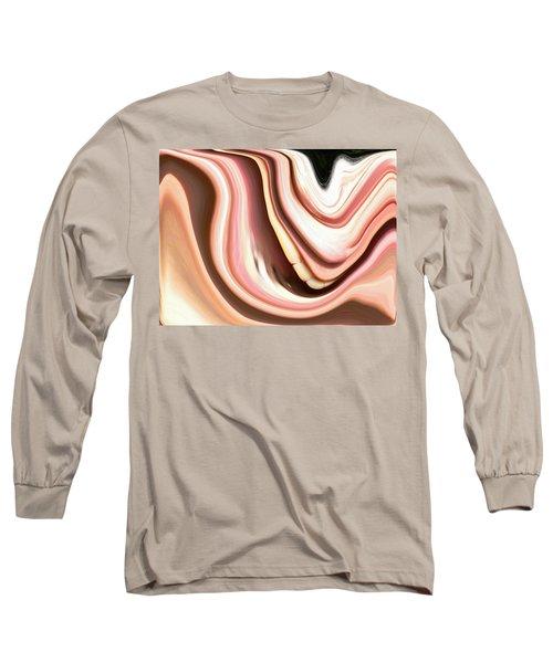 The Laugh Long Sleeve T-Shirt by Renate Nadi Wesley