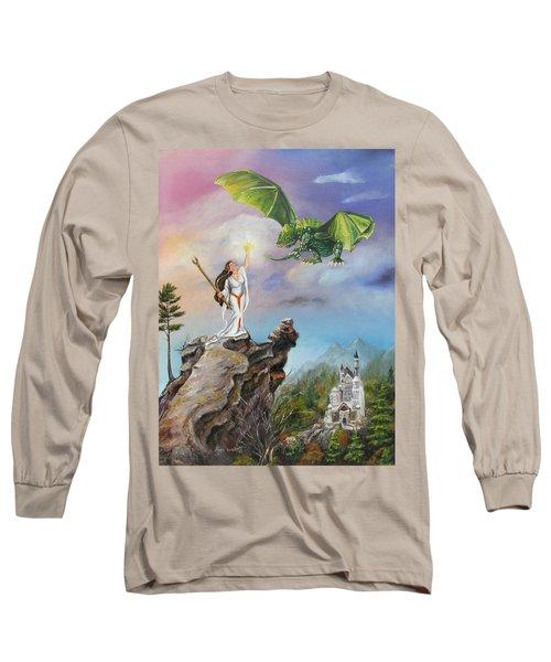 The Summoning Long Sleeve T-Shirt