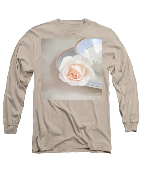 The Sweetest Rose Long Sleeve T-Shirt by Lyn Randle