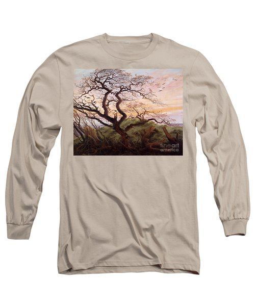 The Tree Of Crows Long Sleeve T-Shirt