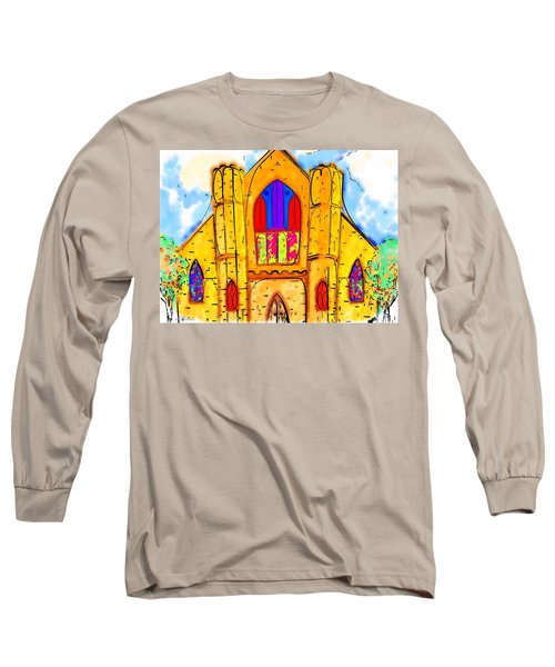 The Wedding Chapel Long Sleeve T-Shirt