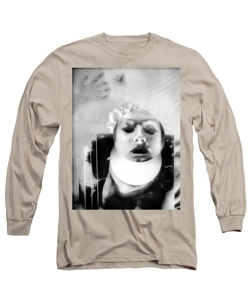 Think Of Things To Come Long Sleeve T-Shirt by Rory Sagner
