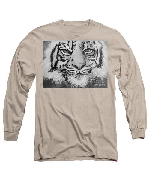 Tiger's Eyes Long Sleeve T-Shirt