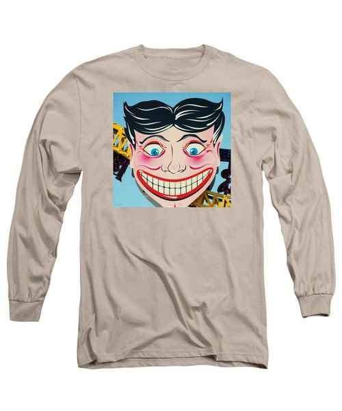 Tillie The Clown Of Coney Island Long Sleeve T-Shirt